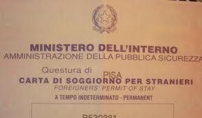 Awesome Carta Di Soggiorno Per Familiare Di Cittadino Ue Ideas ...