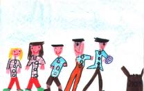 Festa della scuola dell'infanzia Randaccio