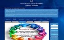 Il portale del Ministero dedicato alle Cooperative