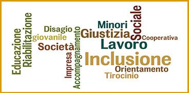 """Convegno """"Lavoro e Giustizia minorile: percorsi di inclusione"""""""