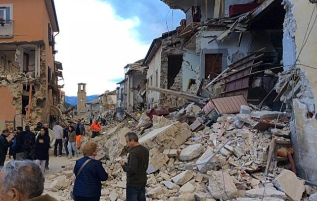 Terremoto Italia centrale: Legacoop lancia una sottoscrizione nazionale