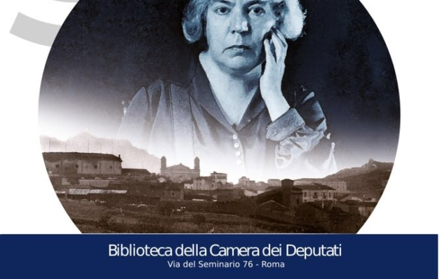 Inaugurazione mostra Grazia Deledda presso la Camera dei Deputati