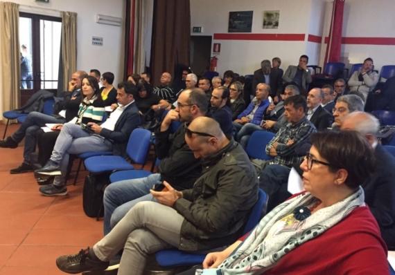 Riunione alleanza delle Cooperative della Sardegna