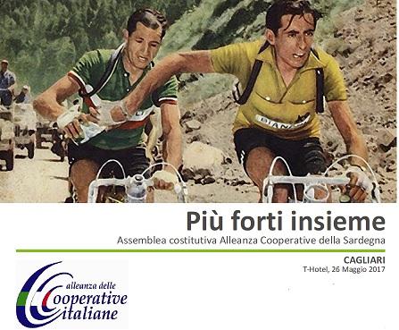 Assemblea costitutiva Alleanza Cooperative della Sardegna