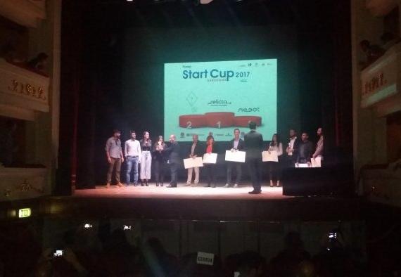 Generazioni presente alla Start Cup Sardegna 2017