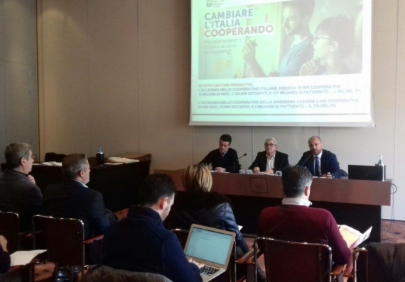 Alleanza delle Cooperative incontra i candidati: siate portavoce della Cooperazione in Parlamento