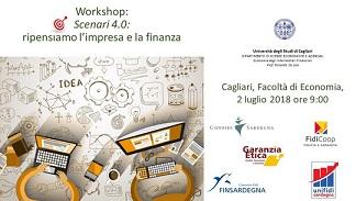 Workshop scenari 4.0: ripensiamo l'impresa e la finanza