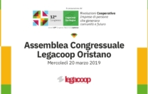 Assemblea congressuale Legacoop Oristano
