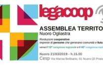 Assemblea congressuale Legacoop Nuoro-Ogliastra