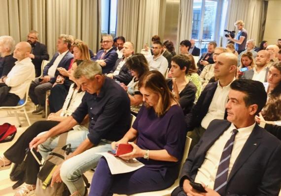 Tenutosi l'evento di presentazione del progetto  Me.Co.,  – Mentoring e Comunità per lo sviluppo eco-sostenibile