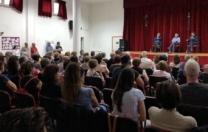 Grande partecipazione all'Assemblea popolare di Fluminimaggiore per la Cooperativa di Comunità