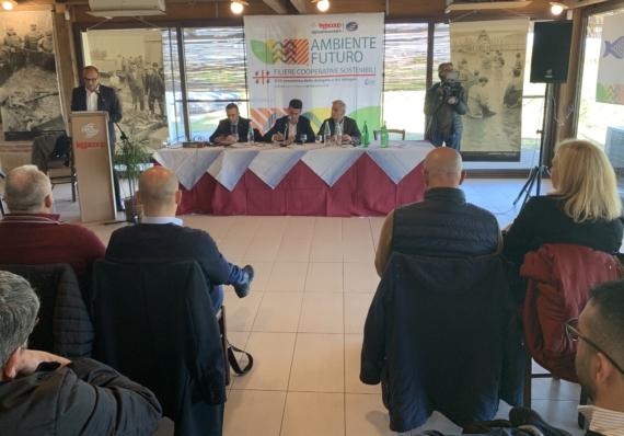 Tenutasi l'Assemblea congressuale regionale Legacoop Agroalimentare e Pesca