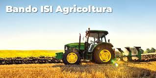 Avviso Pubblico Isi Agricoltura 2019-2020