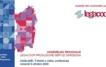 Assemblea regionale Legacoop Produzione & Servizi
