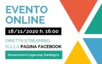 Evento Online Coopstartup Sardegna 18 Novembre