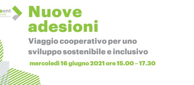 Nuove adesioni. Un viaggio cooperativo per lo sviluppo sostenibile e inclusivo – 16 giugno