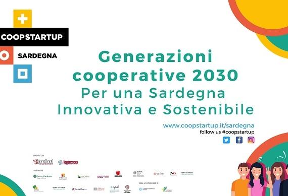 Generazioni cooperative 2030 – Per una Sardegna Innovativa e Sostenibile 2 luglio